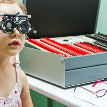 Estas son las claves para saber si tu hijo tiene problemas de visión
